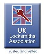 UK Locksmith Association Approved