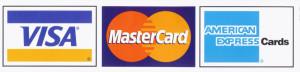 visa mastercard american express credit and debit card payments